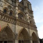 Catdral de Notre Dame, Paris.