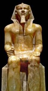 egipcio sentado